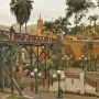 Lima with kids: walk in Barranco and Bridge of sight
