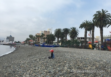 Lima with kids