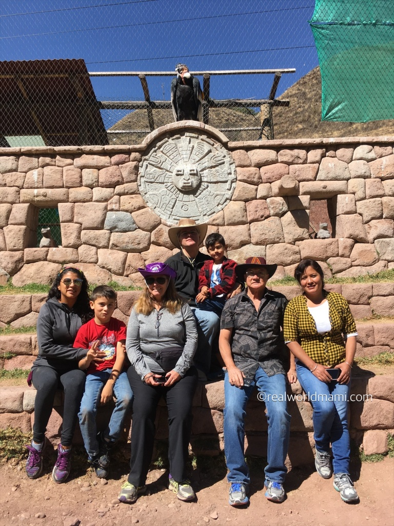 Peru with kids Sanctuary Animal Cochahuasi