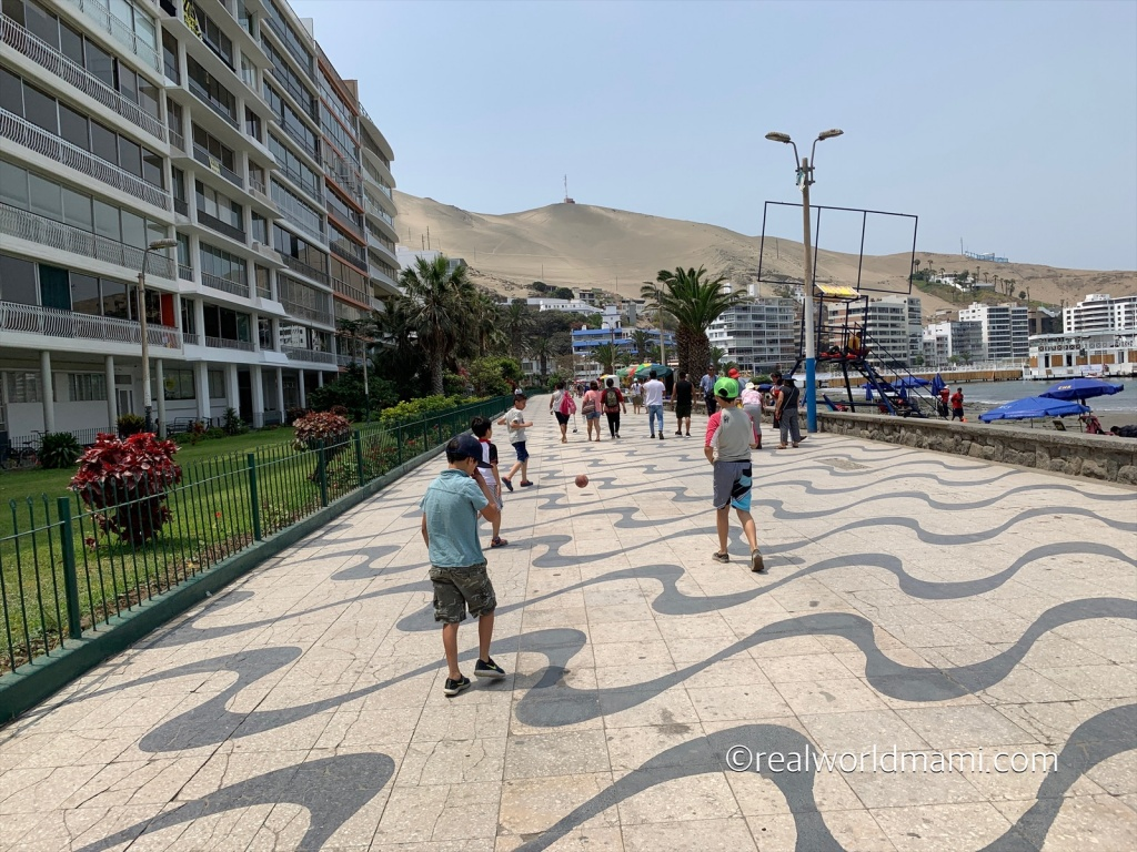 Visiting Ancon with kids