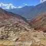 Family Trip to Peru: tips to do Maras Salt Ponds with kids