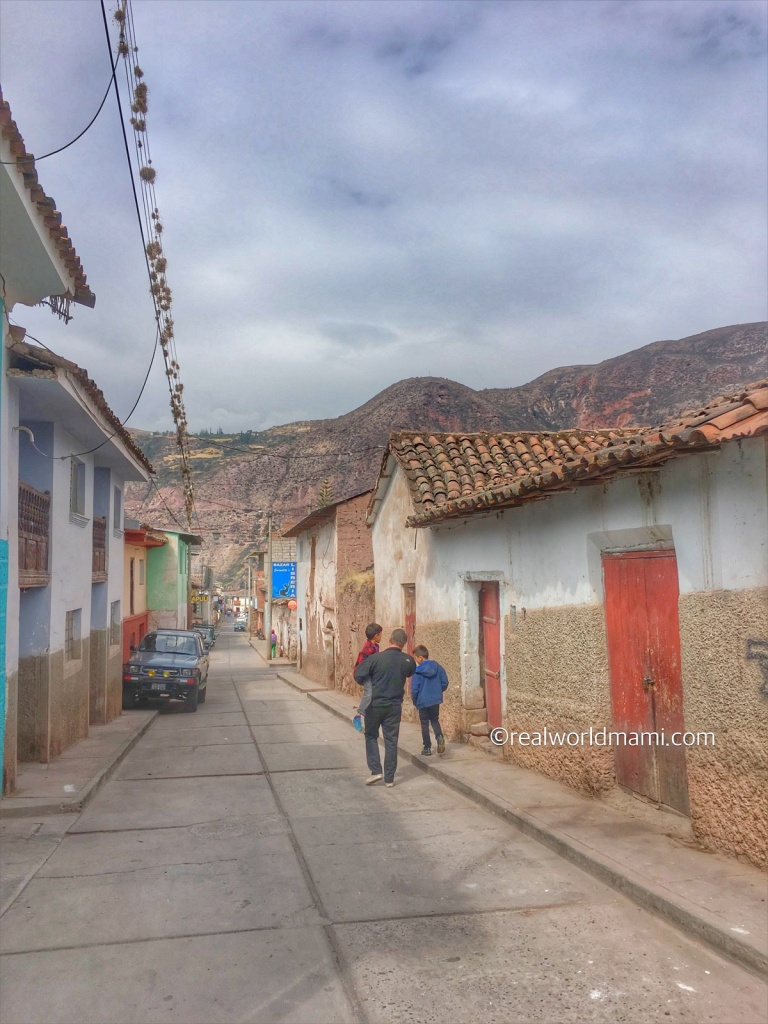 visiting Cusco - Urubamba