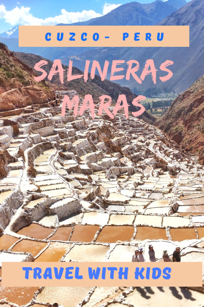Salineras Maras Moray in Cusco