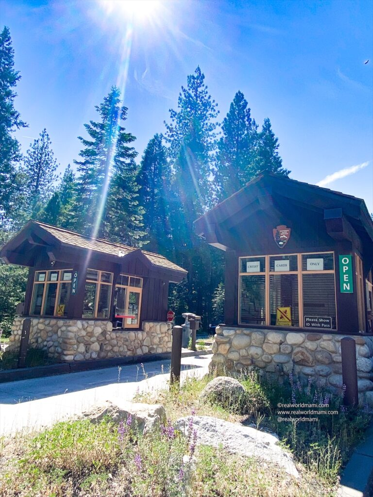 Yosemite Entree