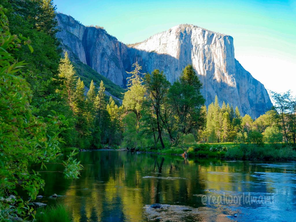 Yosemite Capitan View